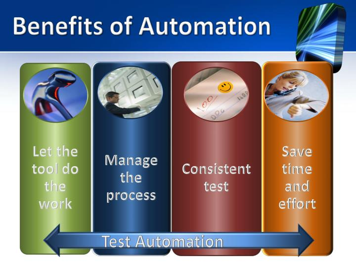 Benefits of Automation