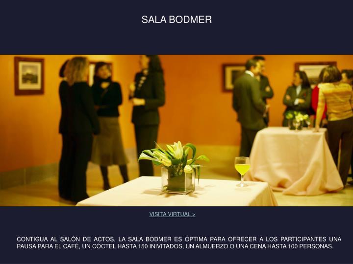 SALA BODMER
