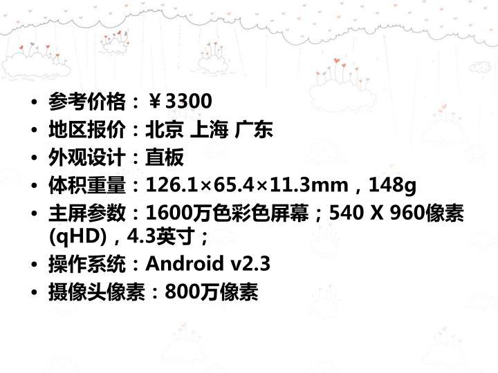 参考价格:¥
