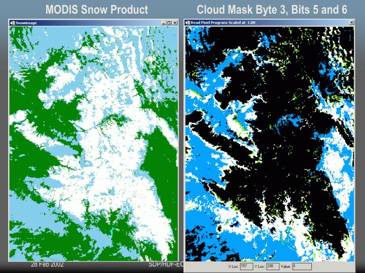 MODIS Snow Product
