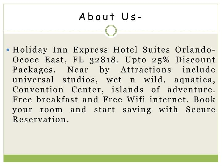 About Us-