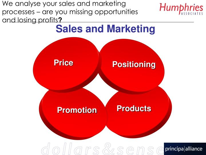 We analyse your sales and marketing processes – are you missing opportunities and losing profits