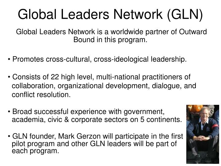 Global Leaders Network (GLN)