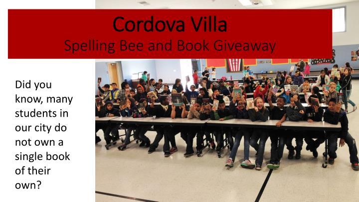 Cordova Villa