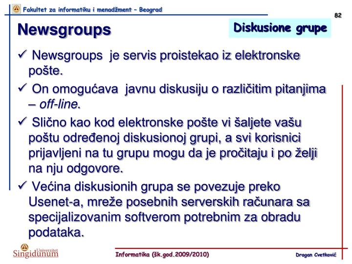 Diskusione grupe