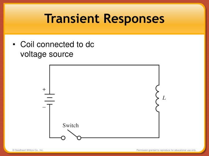 Transient Responses