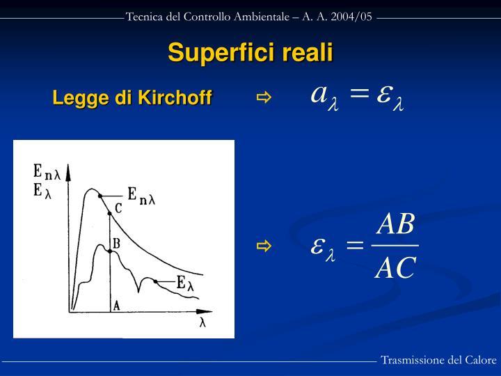 Legge di Kirchoff