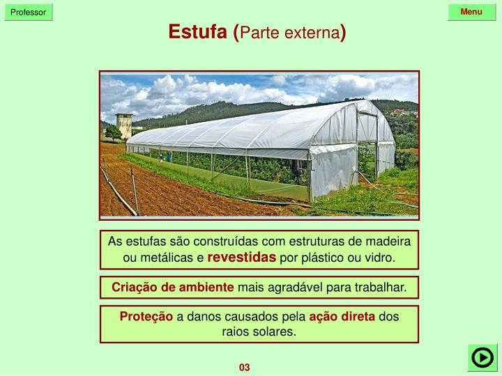 Estufa (