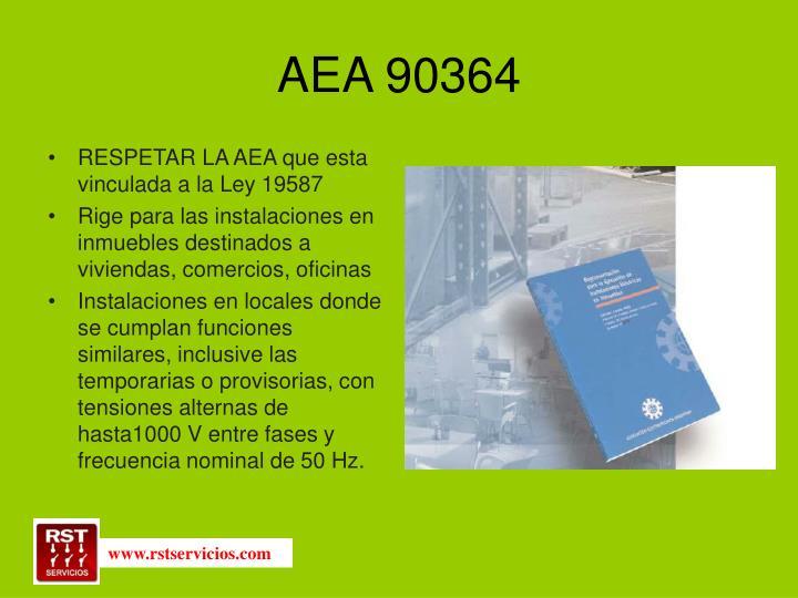 AEA 90364