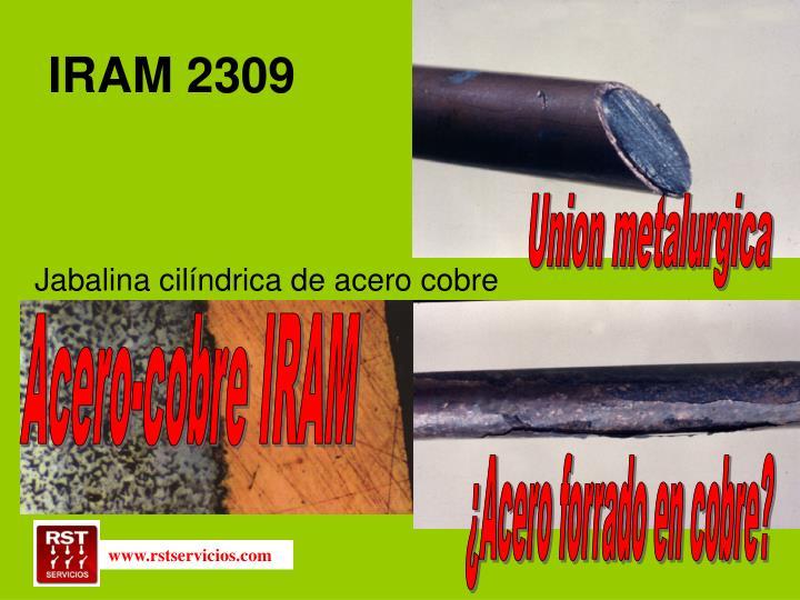 IRAM 2309