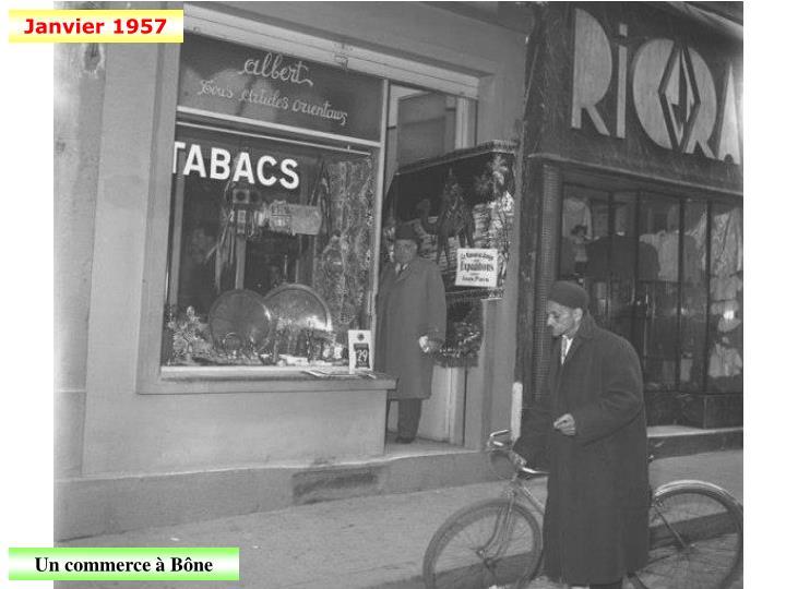 Janvier 1957