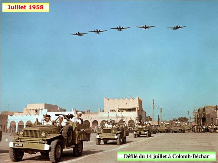 Juillet 1958