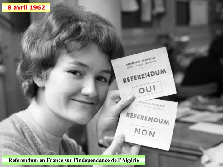 8 avril 1962