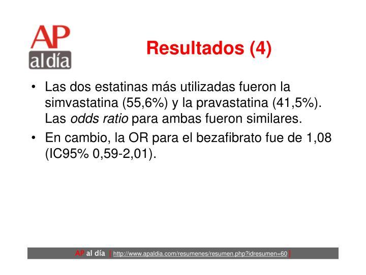 Resultados (4)