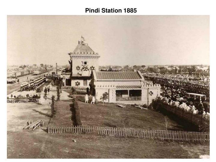 Pindi Station 1885
