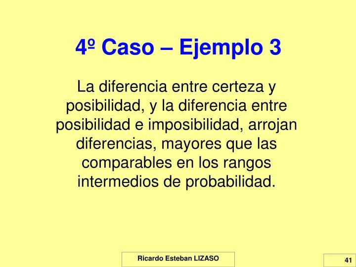4º Caso – Ejemplo 3