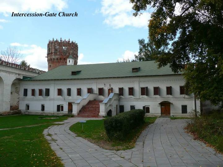 Intercession-Gate Church
