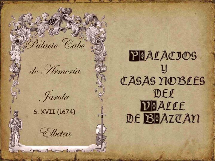 Palacio Cabo
