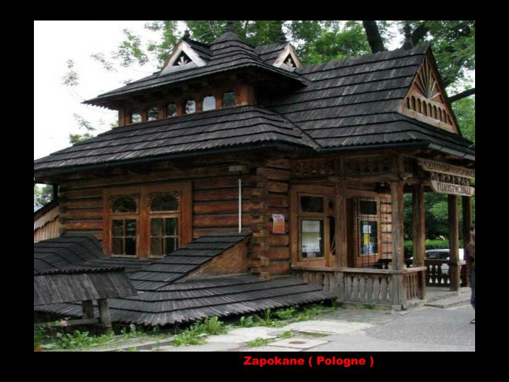 Zapokane ( Pologne )
