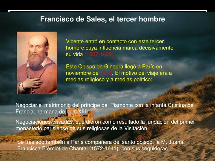 Francisco de Sales, el tercer hombre