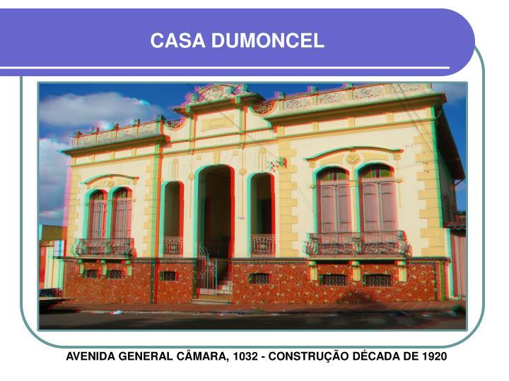 CASA DUMONCEL