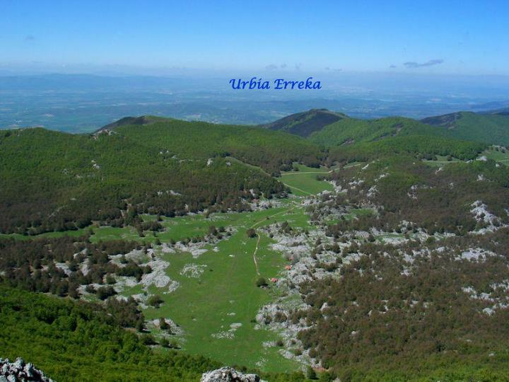Urbia Erreka