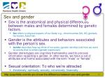 sex and gender1