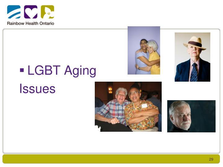 LGBT Aging