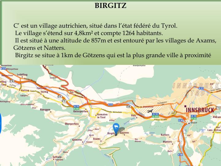 BIRGITZ