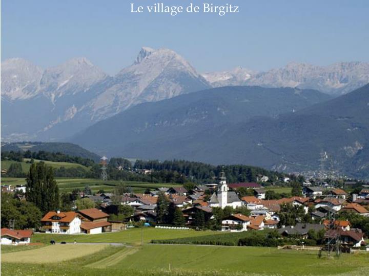 Le village de