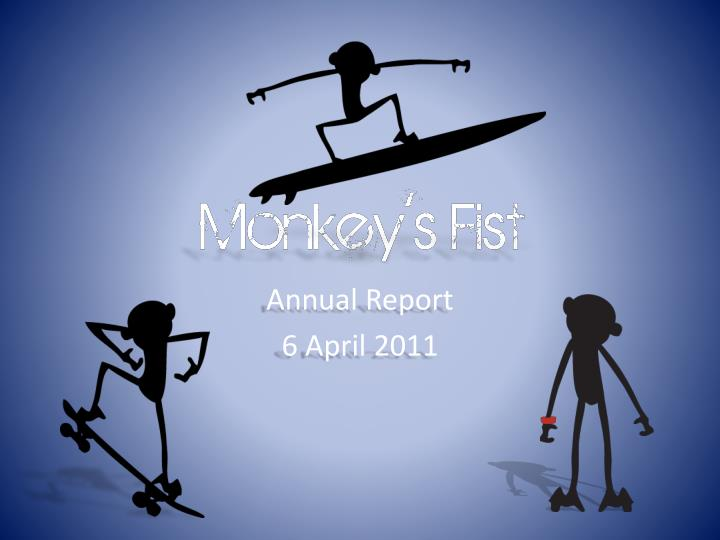 Annual report 6 april 2011