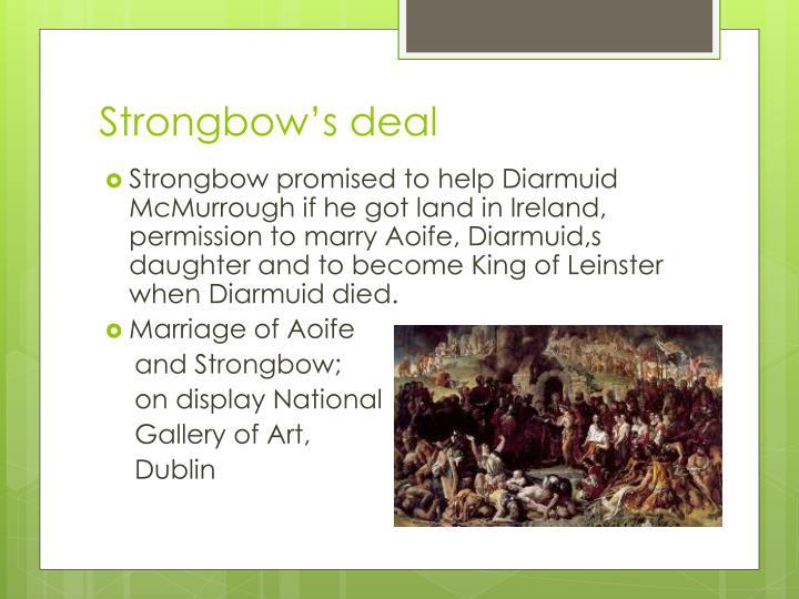 Strongbow's