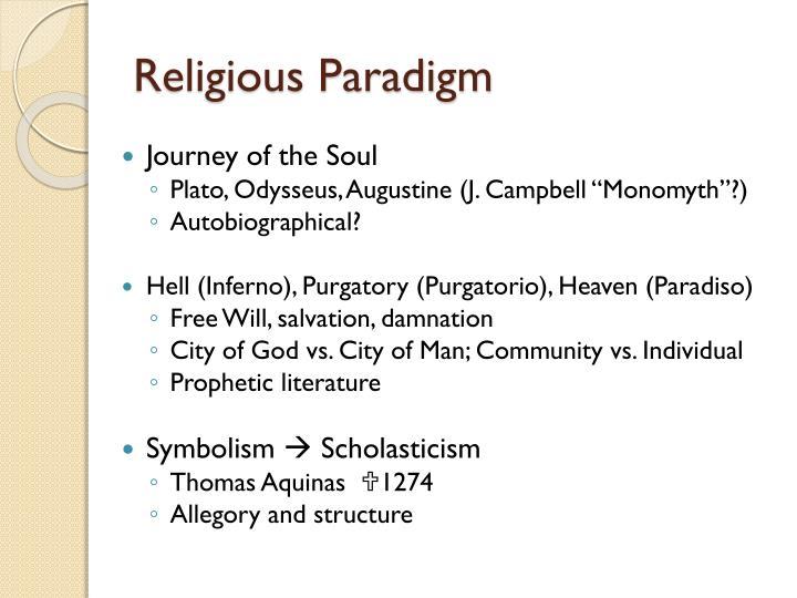 Religious Paradigm