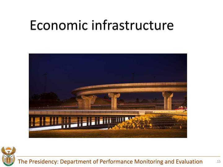Economic infrastructure