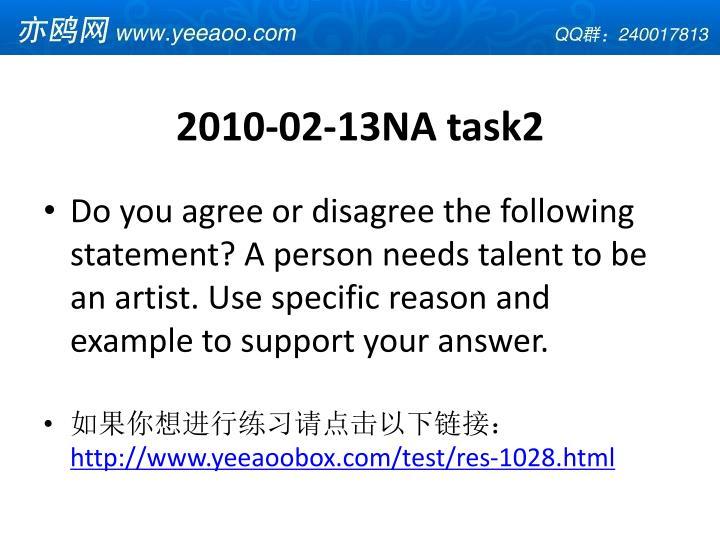 2010-02-13NA task2