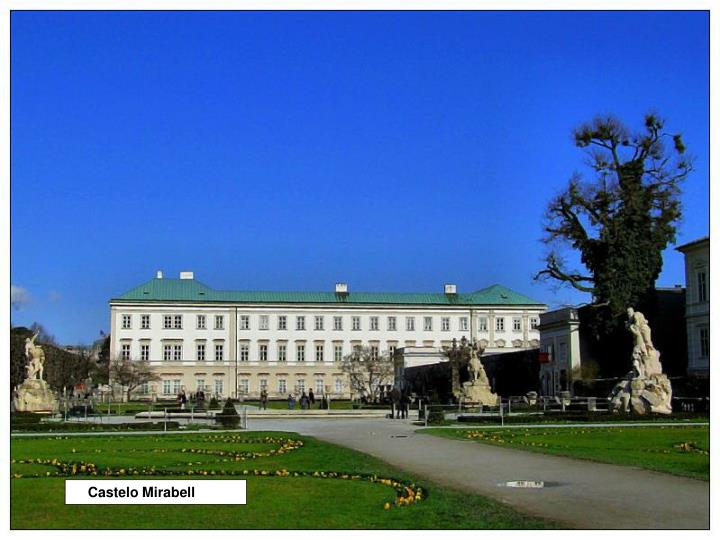 Castelo Mirabell