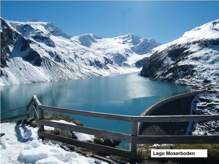 Lago Moserboden