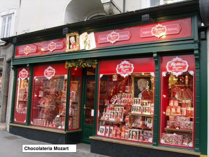 Chocolateria Mozart