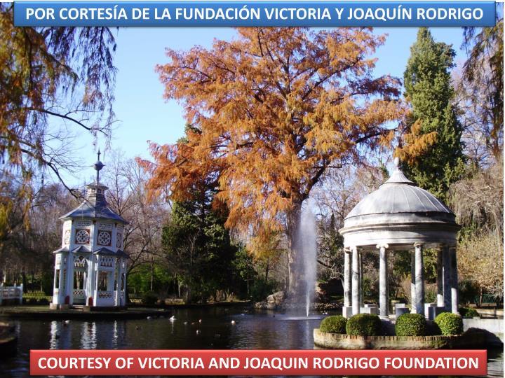 POR CORTESÍA DE LA FUNDACIÓN VICTORIA Y JOAQUÍN