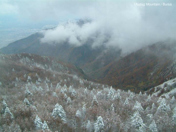 Uludag Mountain / Bursa