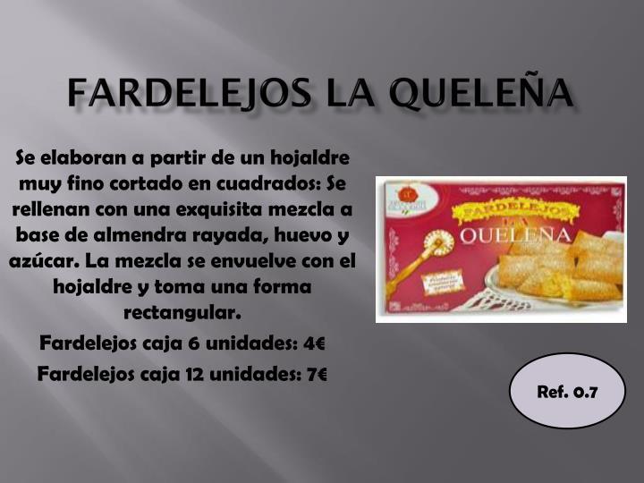Fardelejos La