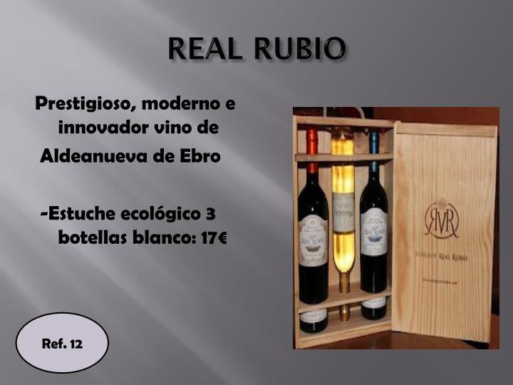 REAL RUBIO