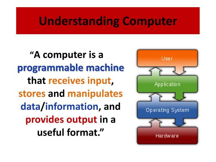 Understanding Computer