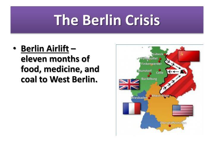 The Berlin Crisis