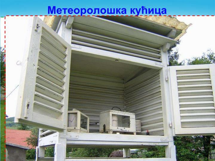 Метеоролошка кућица
