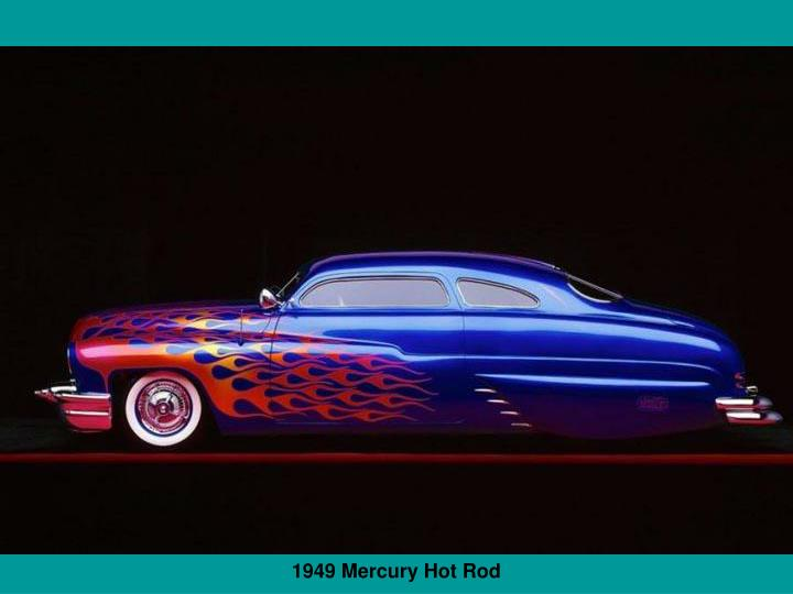 1949 Mercury Hot Rod