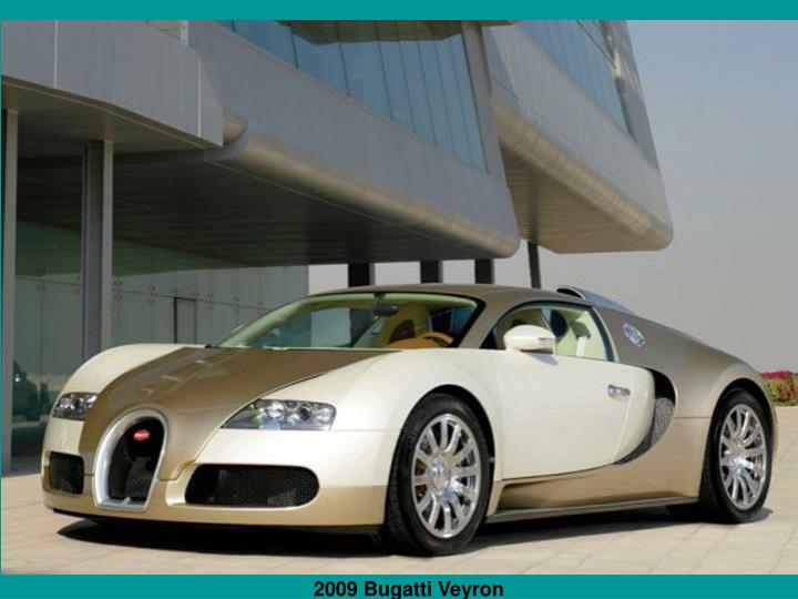 2009 Bugatti Veyron