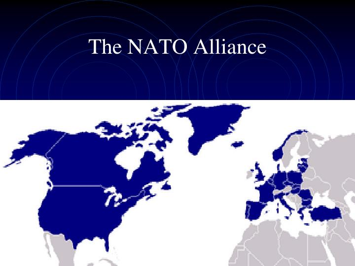 The NATO Alliance