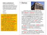 ordini architettonici