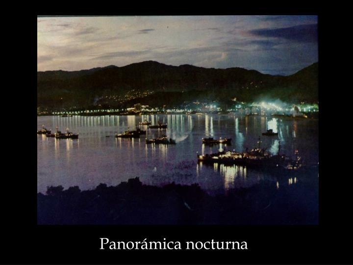 Panorámica nocturna